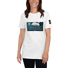 Load image into Gallery viewer, World Awaits Short-Sleeve Unisex T-Shirt