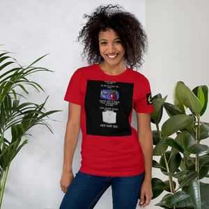 What is Seen Short-Sleeve Unisex T-Shirt