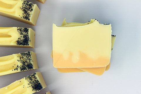 The Lemon Poppy Bar