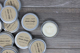 The Fireside Vanilla Lotion Bar