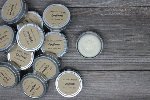 The Spellbound Lotion Bar