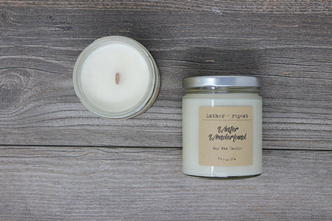 The Winter Wonderland Soy Candle