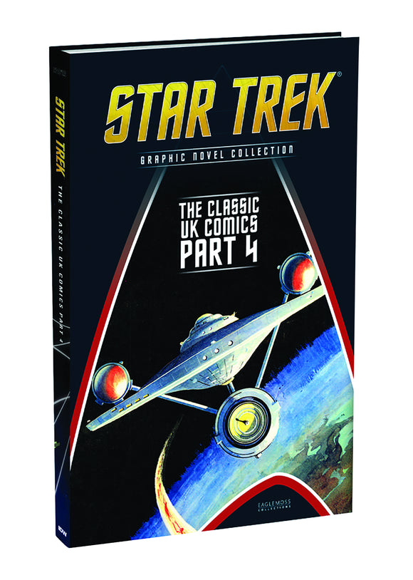 STAR TREK GRAPHIC NOVEL COLLECTION #121