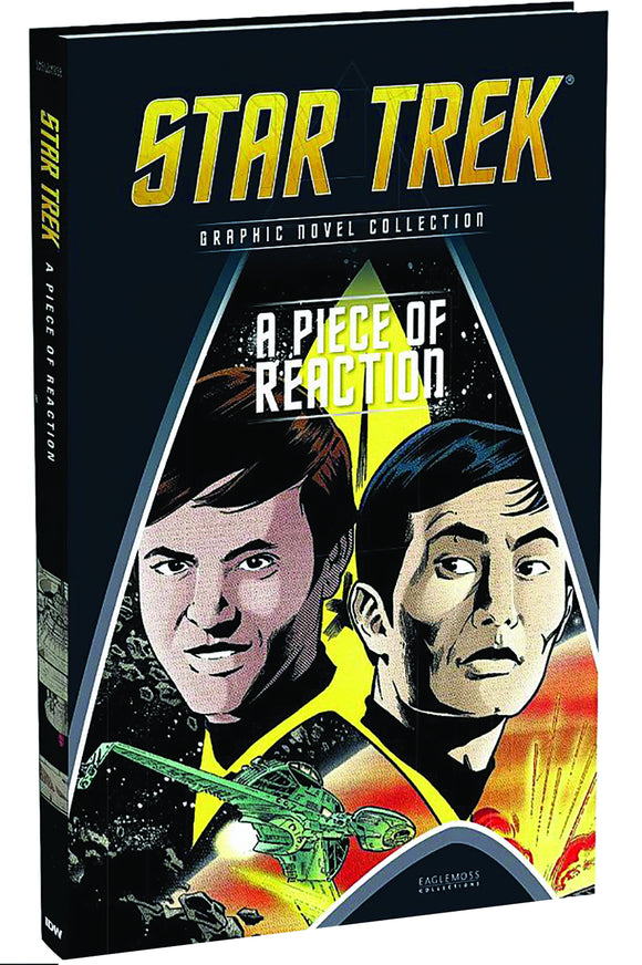 STAR TREK GRAPHIC NOVEL COLLECTION #130