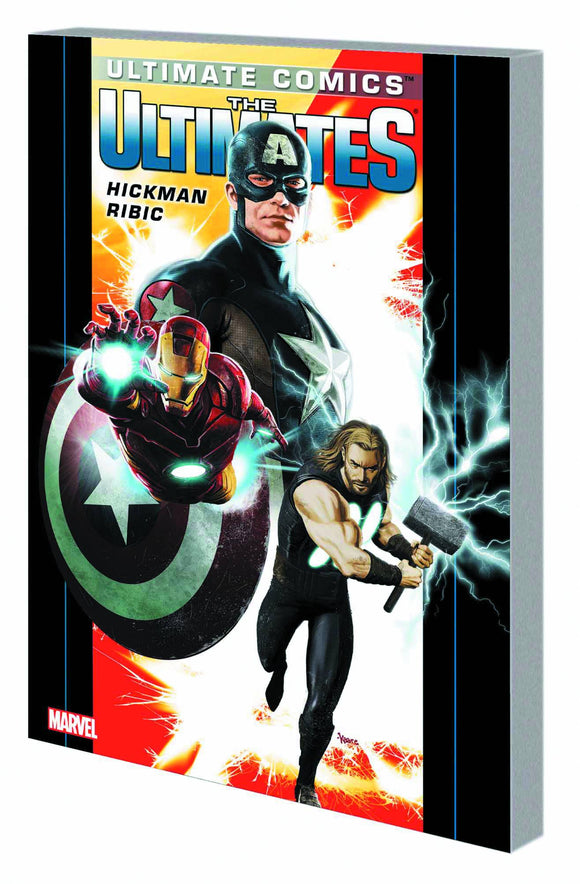 ULTIMATE COMICS ULTIMATES VOL 1 HICKMAN (MARVEL) TP