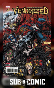 VENOMIZED #1 (MARVEL 2018 1st Print)