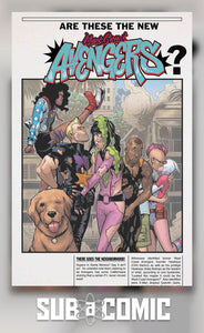 WEST COAST AVENGERS #4 (MARVEL 2018 1st Print)