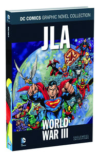 "DC COMICS GRAPHIC NOVEL COLLECTION #142 ""JLA WORLD WAR III"" HC (EAGLEMOSS)"