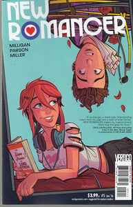 NEW ROMANCER #5 (DC 2016 1st Print) COMIC