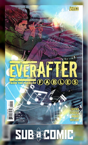 EVERAFTER FROM THE PAGES OF FABLES #2 (DC 2016 1st Print) COMIC