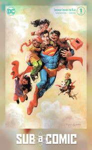 SUPERMAN SMASHES THE KLAN #1 VARIANT (DC 2019 1st Print)