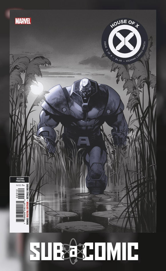 HOUSE OF X #5 (MARVEL 2019 2nd Print)