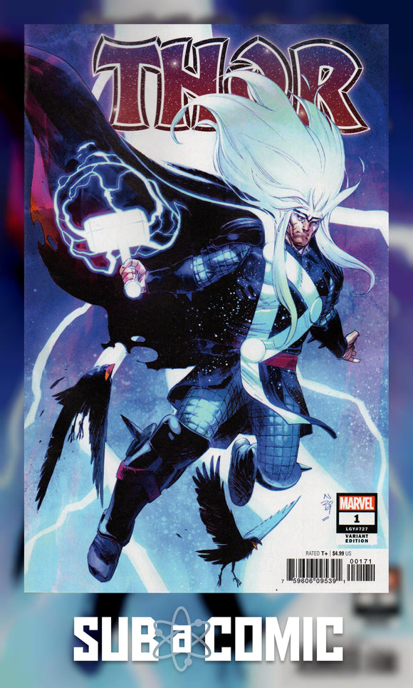 THOR #1 KLEIN PARTY VARIANT (MARVEL 2020 1st Print)