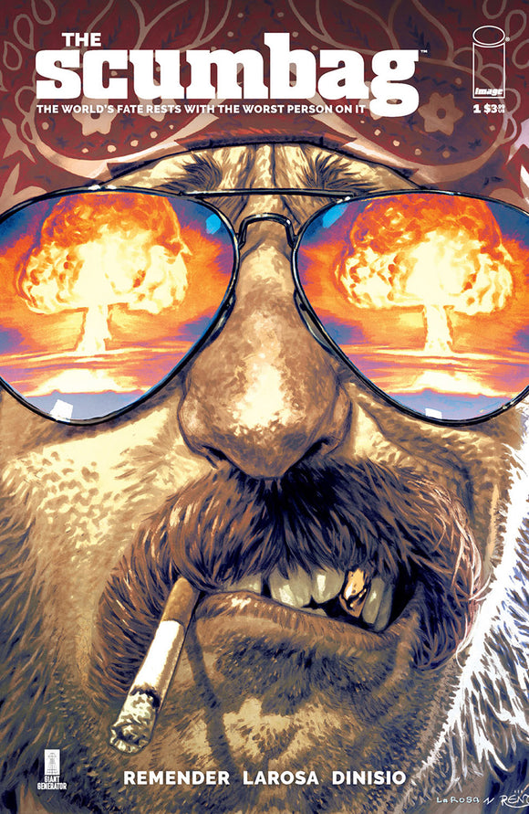 SCUMBAG #1 COVER A (IMAGE 2020 1st Print)