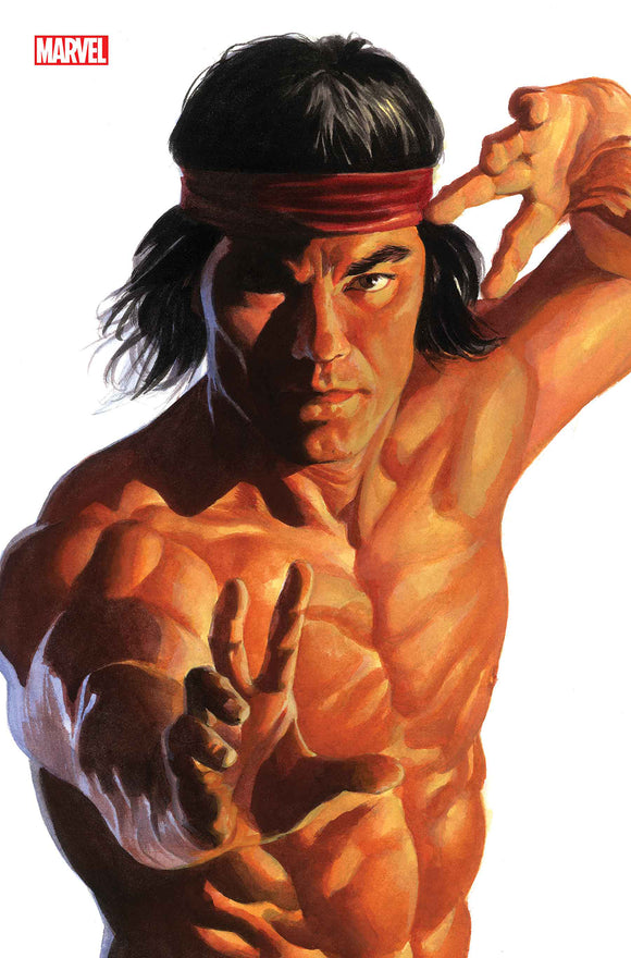 SHANG-CHI #2 ALEX ROSS SHANG-CHI TIMELESS VARIANT (MARVEL 2020 1st Print)