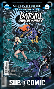 BATGIRL AND THE BIRDS OF PREY #7 (DC 2017 1st Print)