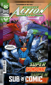 ACTION COMICS #1020 (DC 2020 1st Print)