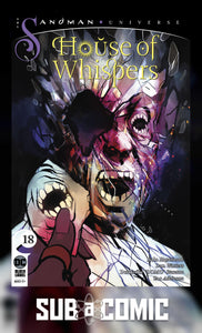 HOUSE OF WHISPERS #18 (DC 2020 1st Print)