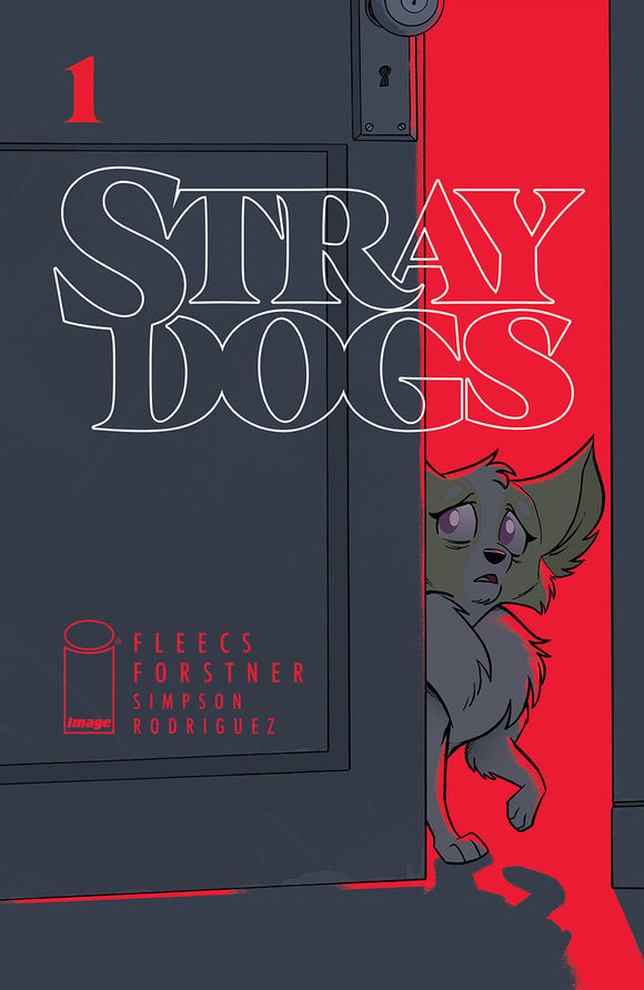 STRAY DOGS #1 COVER A (IMAGE 2021 1st Print)
