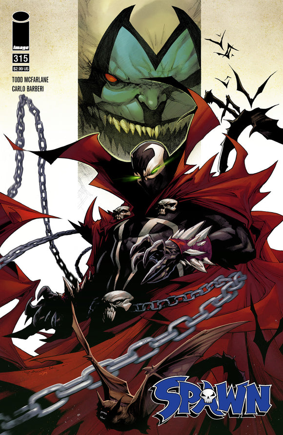SPAWN #315 COVER C (IMAGE 2021 1st Print)
