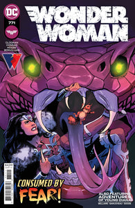 WONDER WOMAN #771 COVER A MOORE (DC 2021 1st Print)