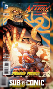 ACTION COMICS #24 (DC 2013 1st Print)