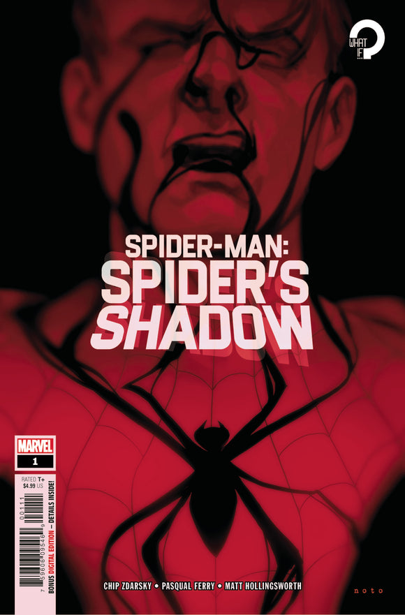 SPIDER-MAN SPIDERS SHADOW #1 (MARVEL 2021 1st Print)