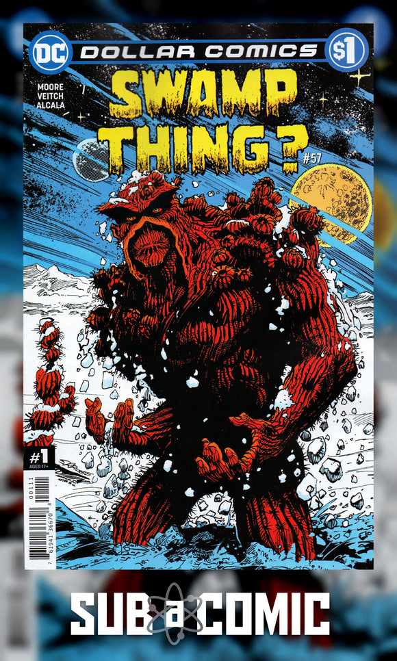 DOLLAR COMICS SWAMP THING #57 (DC 2020 1st Print)