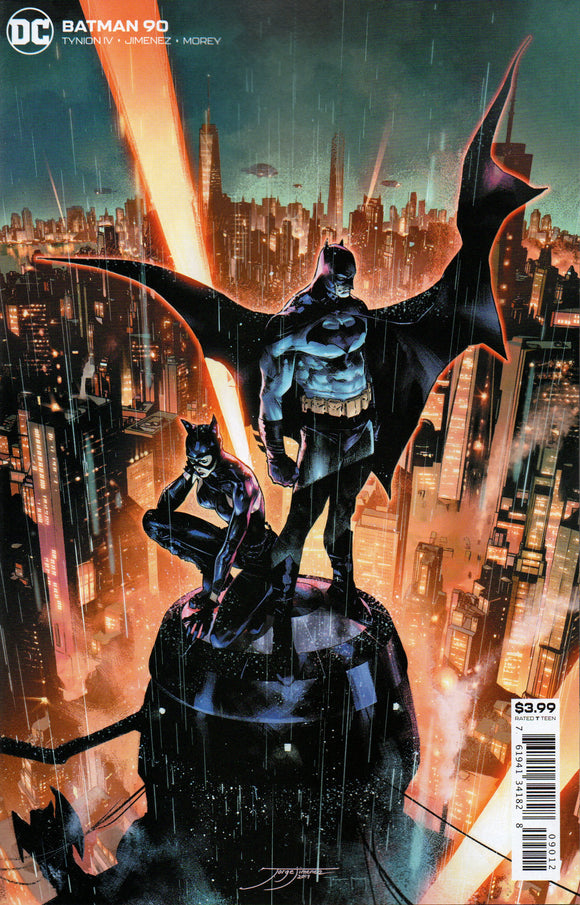 BATMAN #90 (DC 2020 2nd Print)