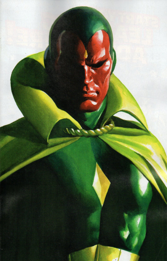 AVENGERS #43 ALEX ROSS TIMELESS VARIANT (MARVEL 2021 1st Print)