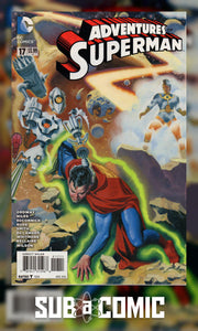 ADVENTURES OF SUPERMAN #17 (DC 2014 1st Print)