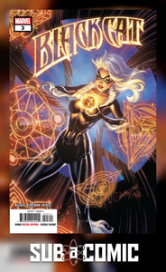 BLACK CAT #3 (MARVEL 2019 1st Print)