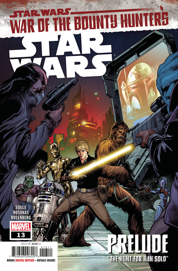 STAR WARS #13 (MARVEL 2021 1st Print)