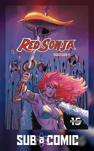 RED SONJA #12 COVER A (DYNAMITE 2020 1st Print)
