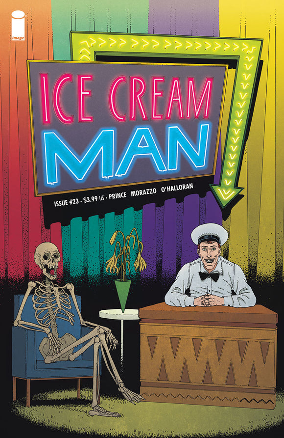 ICE CREAM MAN #23 COVER A (IMAGE 2021 1st Print)
