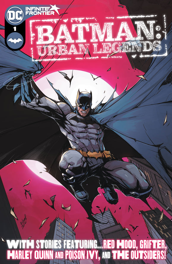 BATMAN URBAN LEGENDS #1 COVER A (DC 2021 1st Print)