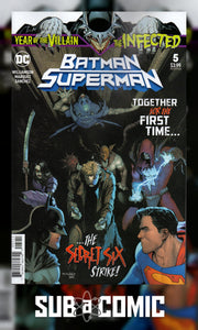 BATMAN SUPERMAN #5 (DC 2019 1st Print)