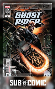 GHOST RIDER 2099 #1 (MARVEL 2019 1st Print)