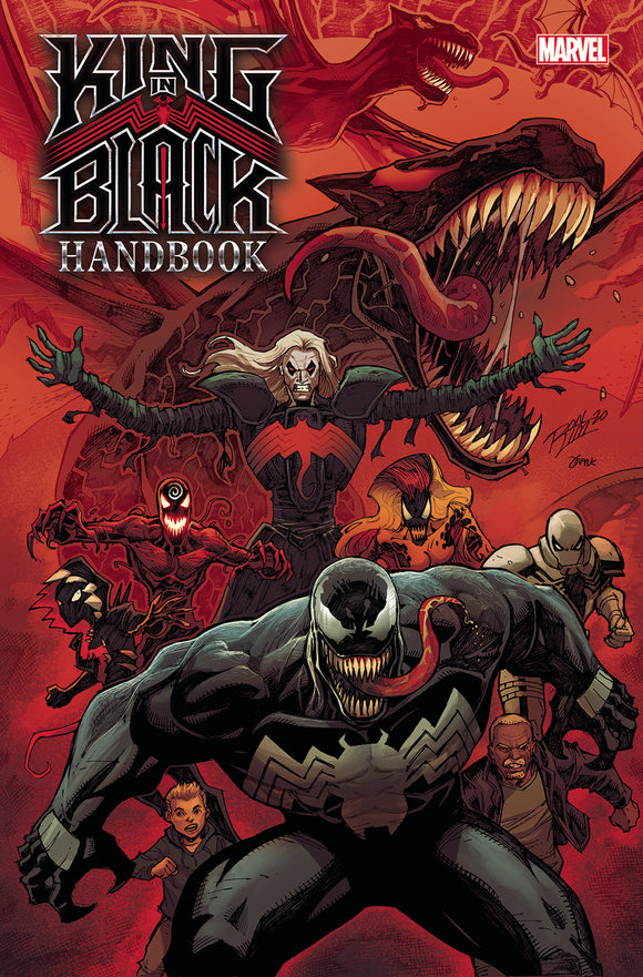 KING IN BLACK HANDBOOK #1 (MARVEL 2021 1st Print)