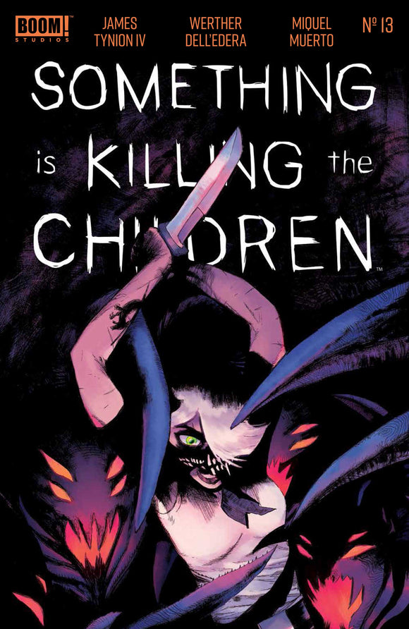 SOMETHING IS KILLING CHILDREN #13 COVER A (BOOM! STUDIOS 2020 1st Print)
