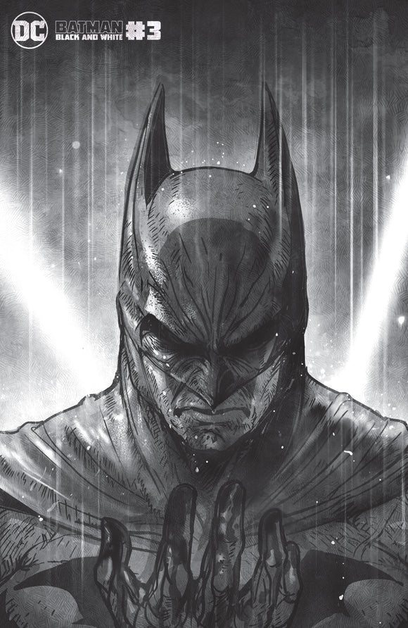 BATMAN BLACK & WHITE #3 SANA TAKEDA VARIANT (DC 2021 1st Print)