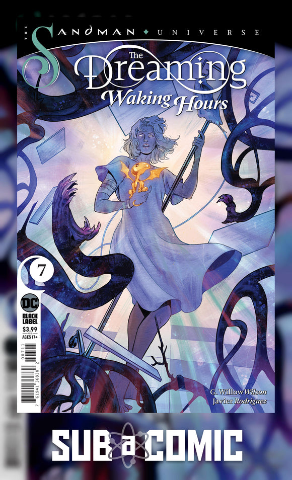 DREAMING WAKING HOURS #7 (DC 2021 1st Print)