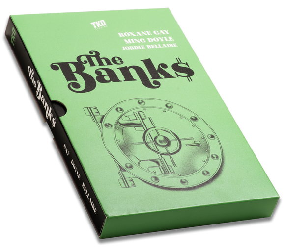 BANKS COMIC PACK #1 - 6 (TKO STUDIOS)