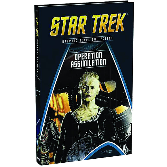 STAR TREK GRAPHIC NOVEL COLLECTION #119