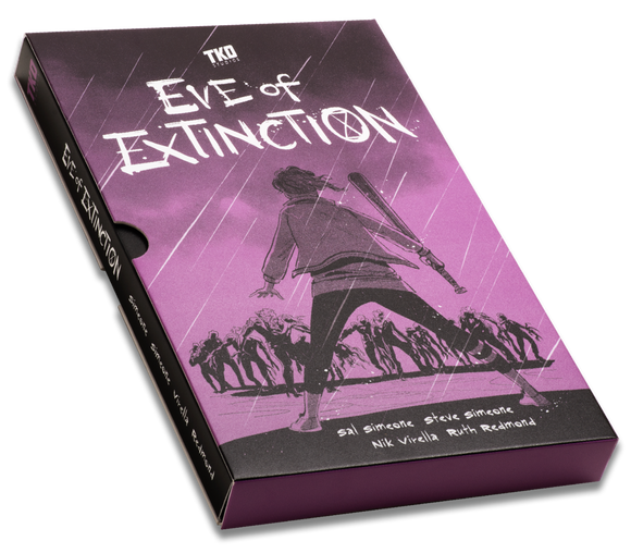 EVE OF EXTINCTION COMIC PACK #1 - 6 (TKO STUDIOS)