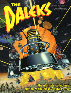 DOCTOR WHO MAGAZINE PRESENTS DALEKS (PANINI 2021)