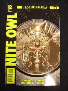 BEFORE WATCHMEN: NITE OWL #2 OF 6 1:25 VAR CVR (DC COMICS)