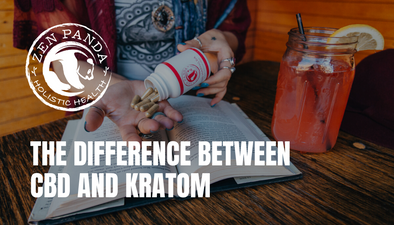 The Difference Between Kratom and CBD