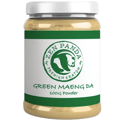 Green Maeng Da 100g Powder