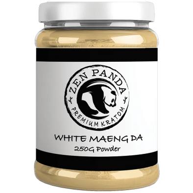 White Maeng Da 250g Powder